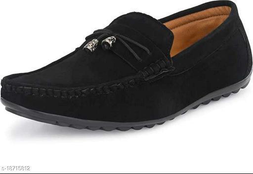 Onbeat Men's Velvet Loafers