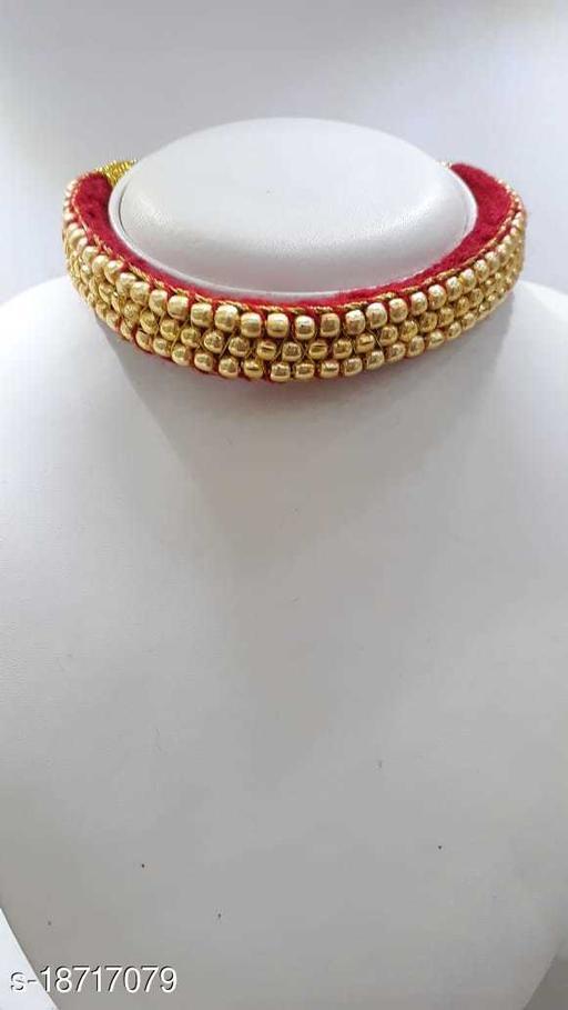trendy rajasthani necklace