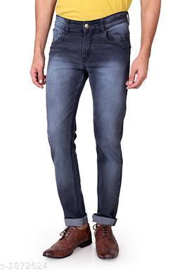 Stylish Dapper Denim Men's Jean
