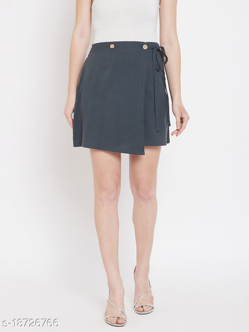 LUCERO WRAP SKIRT WITH STRING ATTACHED