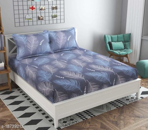 Beautiful Floral Bedsheets