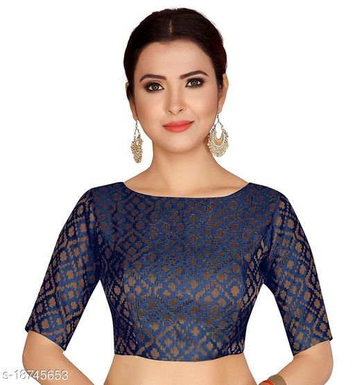 Heavy Blouse For Women's (Free Size)
