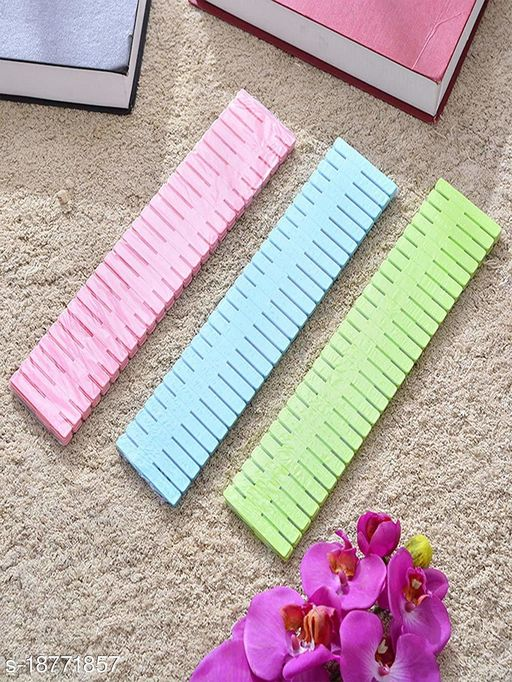 MTR 6-PCS Divider Drawer DIY Grid Plastic Drawer Separator Plastic Partition Organizer for Stationery, Makeup, Socks any Small Items