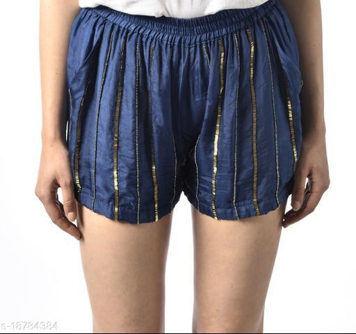 Elegant Modern Women Shorts