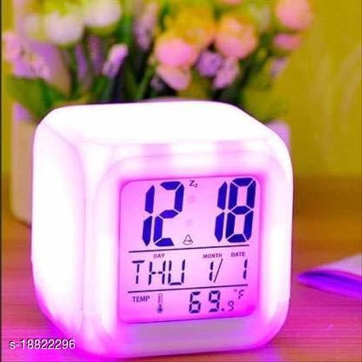 Essential Digital Clocks