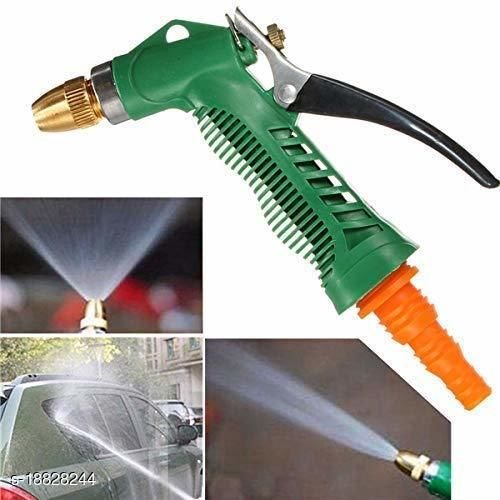 High Pressure Water Spray Gun for Car/Bike/Plants |Multi Functional Water Spray Nozzle for Gardening |Spray Gun with Handle| Water Spray Gun for Car Wash