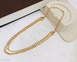 Sizzling Bejeweled Women Necklaces & Chains