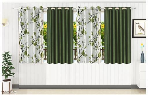 Voguish Versatile Curtains & Sheers