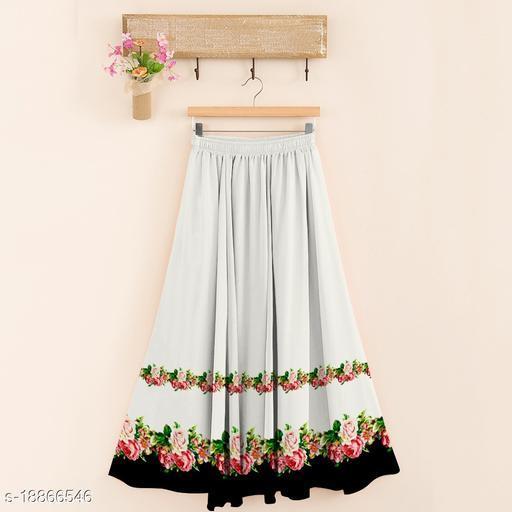 Adrika Alluring Women Ethnic Skirts
