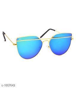 Aviator Stylish Trendy Unisex Sunglass