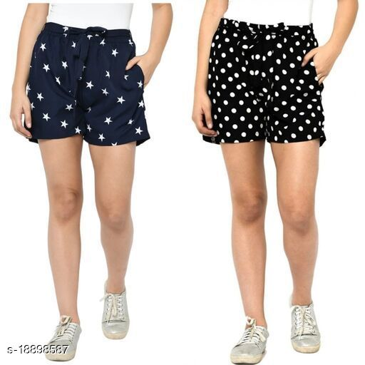 Trendy Women's Shorts