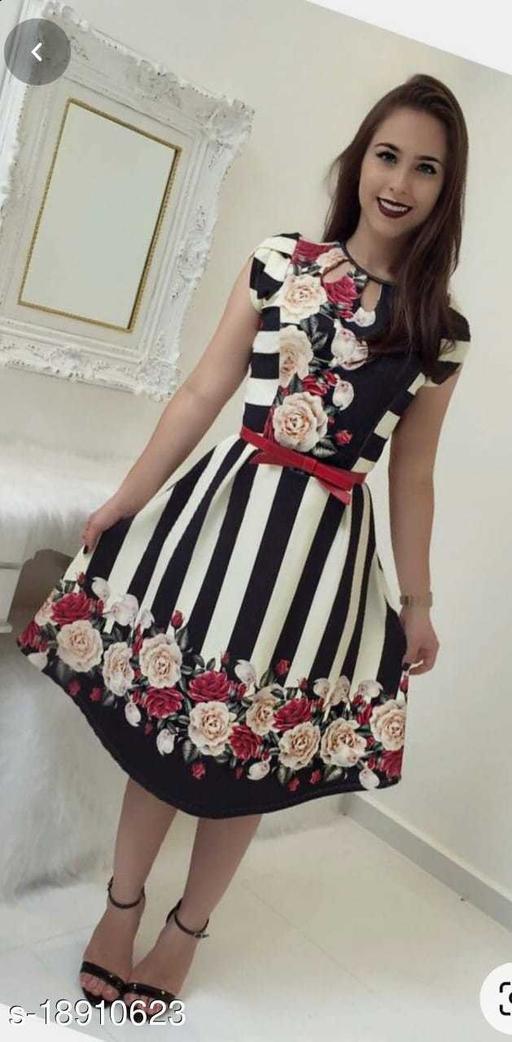 Classic Elegant Women Dresses