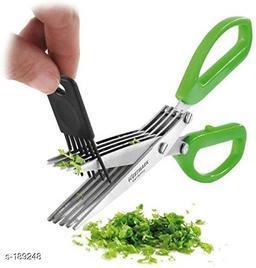 Amazing 5 blade Scissor