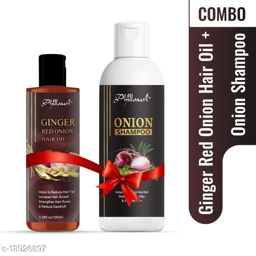 Combo kit Hair Care Shampoo 200ml and Hair oil 100ml