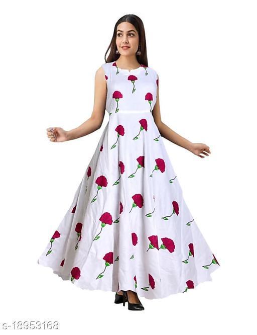 Stylish Graceful Women Dress