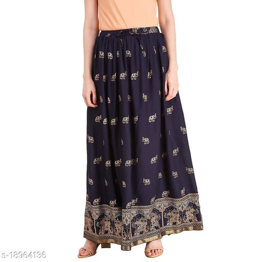 Ethnic Bottomwear - Skirts