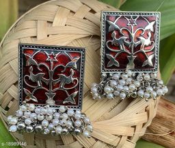 Shimmering Glittering Earrings