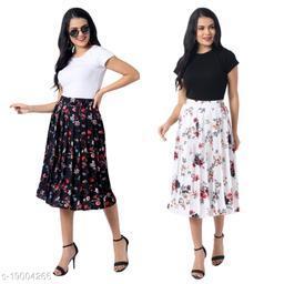 Real Vibes Combo Skirts