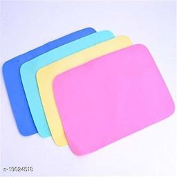 Magic Towel Reusable Water Absorbent for Kitchen/Car Cleaning Assorted Color pack of 4