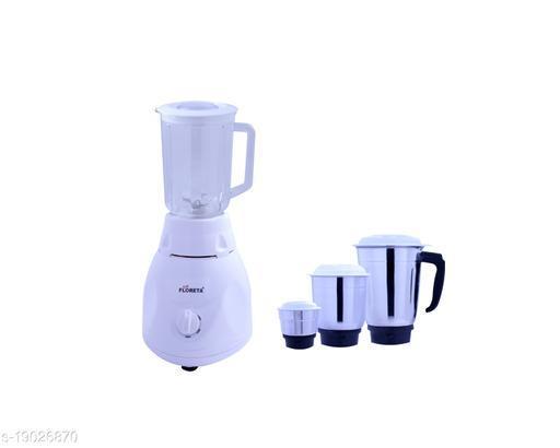 FLORETA FIM-502-RW-4, 2-Jar, 500 W, Advance Neno-Technology Mixer Grinder