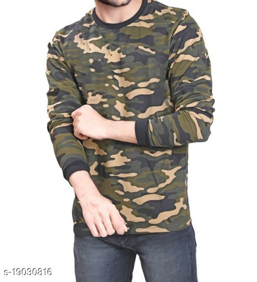Urbane Fashionable Men Sweatshirts