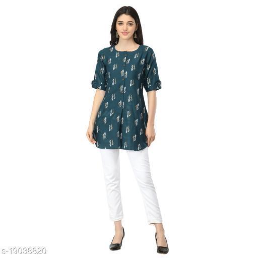 Latest New arrivals under 399 cotton short kurti
