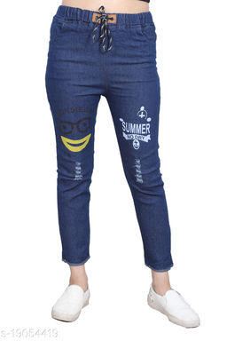 Fancy Glamorous Women Jeans