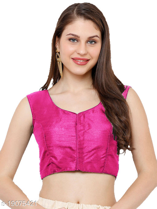 Linfa Paan Neck Blouse