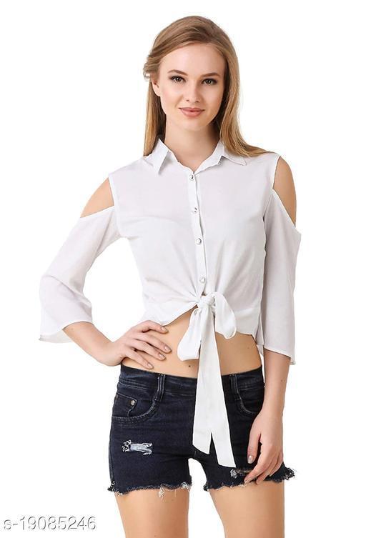 Fairiano Womens Knot Shirt