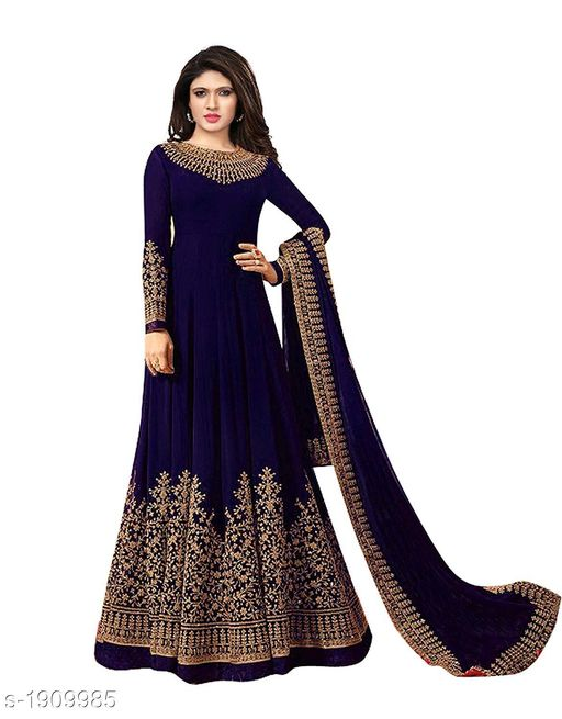 Stylish Georgette Women's Suits & Dress Materials