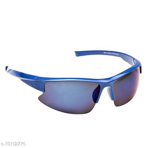 Trendy Plastic Men Sunglasses