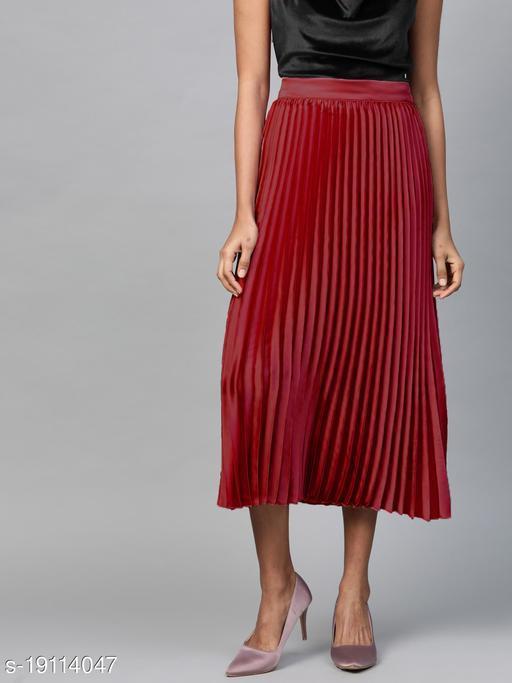 Aagyeyi Graceful Women Ethnic Skirts