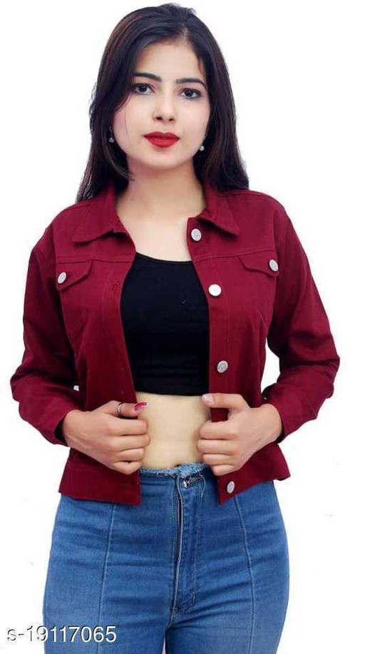 Beautiful Women Ethnic Jackets