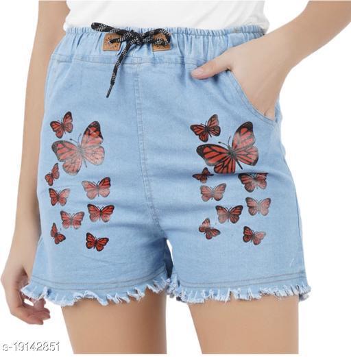 Fancy Latest Women Shorts