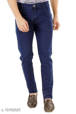Fancy Glamarous Men Jeans