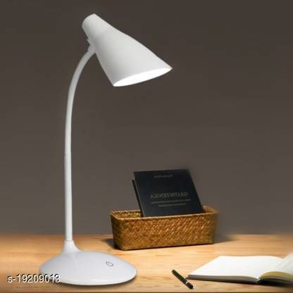 Fancy Dolphin Fish Design Rechargeable LED Touch On/Off Switch Study Lamp(23 cm, Professional)