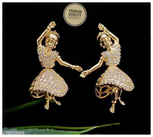 Charming & Diva Stylish Buttabomaa Earrings