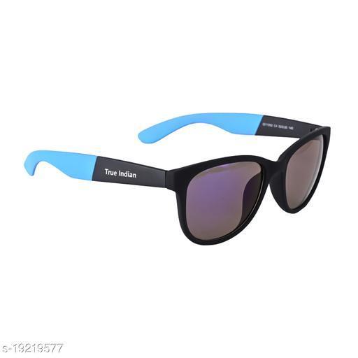 True Indian -Polarized Sports Sunglasses Mirror Wrap Around Driving Fishing Men & women