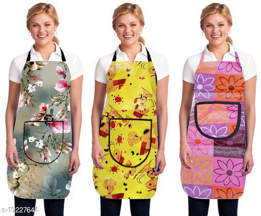 HG Home Kitchen Apron Combo Pack Of 17