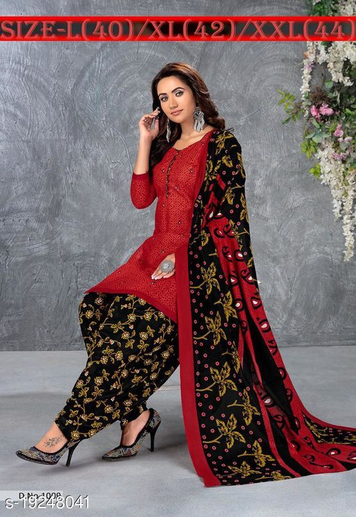 Aakarsha Refined Semi-Stitched Suits