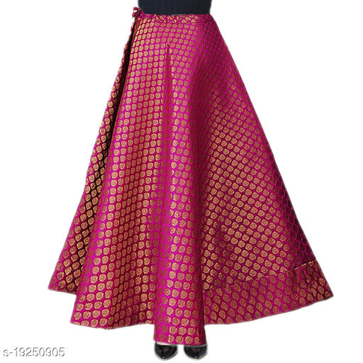 Trendy Attractive Women Ethnic Skirts