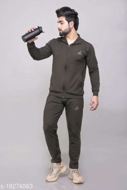 DevHim four Way Lycra Track Suit