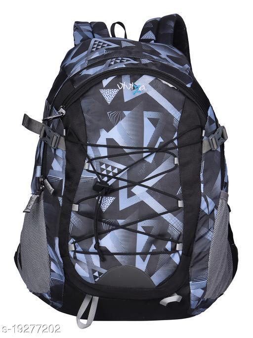 VIVIZA Bags for Men   School Backpack   College Bag Pack   Backpack for Women   27 L Black Bag