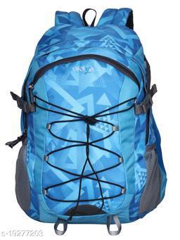 VIVIZA Bags for Men   School Backpack   College Bag Pack   Backpack for Women   27 L Royal Blue Bag