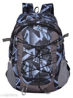 VIVIZA Bags for Men   School Backpack   College Bag Pack   Backpack for Women   27 L Grey Bag