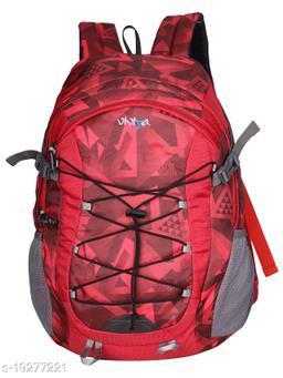 VIVIZA Bags for Men   School Backpack   College Bag Pack   Backpack for Women   27 L Red Bag