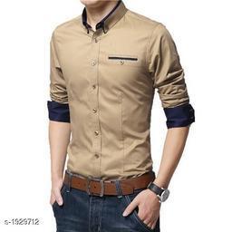 Elite Standard Cotton Men's Shirt