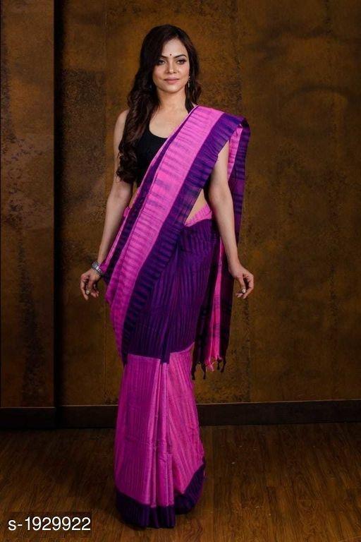 Essential Soft Khadi Cotton Saree