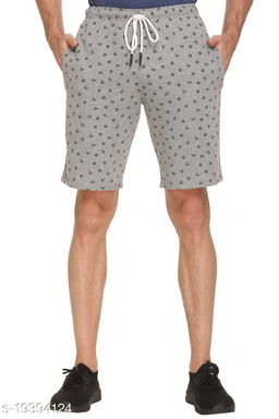 Casual Unique Men Shorts