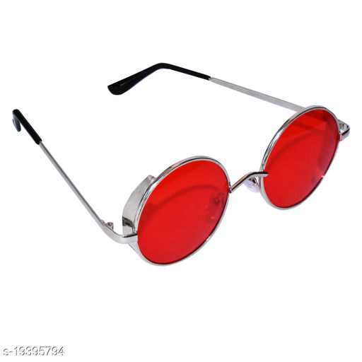 Stylish Round Cut Sunglasses For Men's & Women's